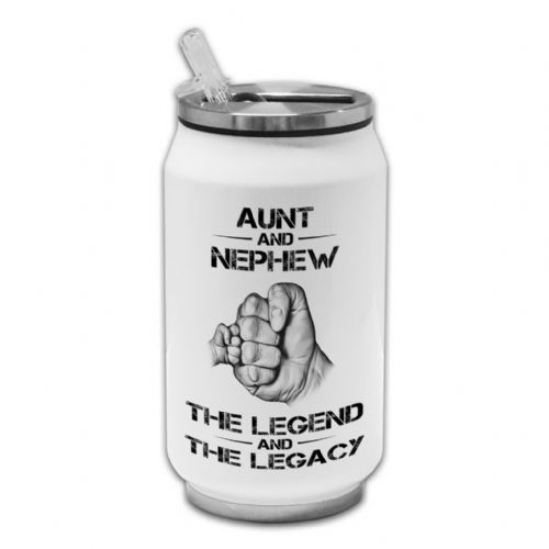 The Legend And The Legacy Novelty Gift Thermos Drinking Can